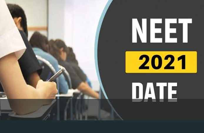 NEET 2021 exam date announced check notification